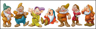 The Seven Dwarfs…